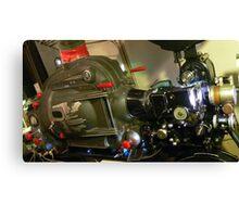 35mm Film Projector Canvas Print