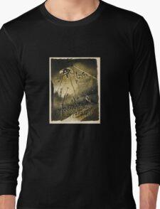 H.G. Wells War of the Worlds Long Sleeve T-Shirt