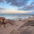 Port Elliot Sunset by Shannon Rogers