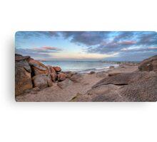 Port Elliot Sunset Canvas Print