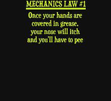 MECHANICS LAW 1 Unisex T-Shirt