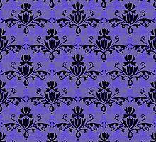 Fleurette~Grape Jellybean by Larry McFarland