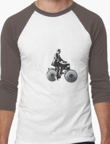 Dandycycle Men's Baseball ¾ T-Shirt