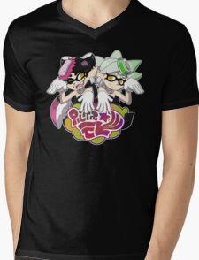 Squid Sisters Mens V-Neck T-Shirt