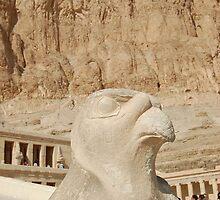 Ra and Hatshepsut by Jamie Shirlaw