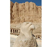 Ra and Hatshepsut Photographic Print