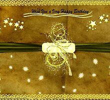 Birthday Card by shubhangamarya