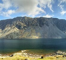 Wastwater..The Screes by Jamie  Green
