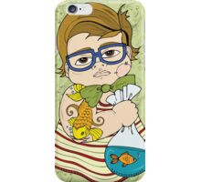 Tattooed Baby 003 iPhone Case/Skin