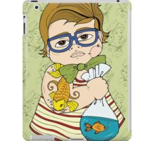 Tattooed Baby 003 iPad Case/Skin
