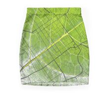 Green Turku Mini Skirt