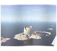 Egg Island Poster