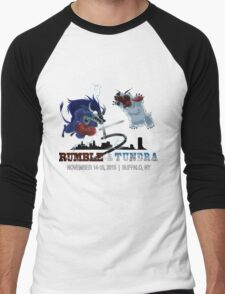 Rumble in the Tundra 5 Apparel and Gear Men's Baseball ¾ T-Shirt