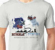 Rumble in the Tundra 5 Apparel and Gear Unisex T-Shirt