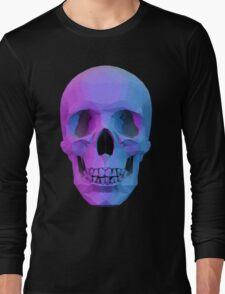 Funky Skull Long Sleeve T-Shirt