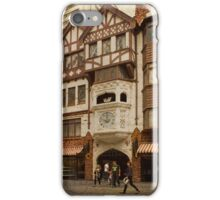London Court iPhone Case iPhone Case/Skin