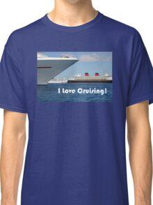 I Love Cruising Classic T-Shirt