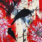 black birds 1 by Julietg