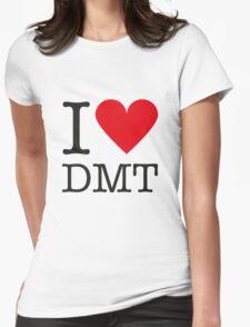 I love DMT Womens T-Shirt