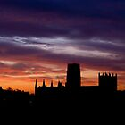 Durham Cathedral Sunrise by Asher Haynes