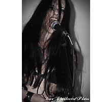 Lucia Rehab Live Photographic Print