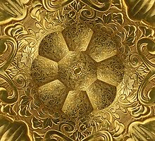 Gold Plated Series*02 by Vidka Art