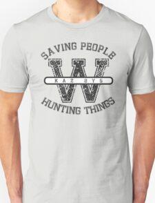 Winchester University (dark) T-Shirt