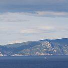 Tranquil Island by ArleneMartine