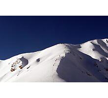 Powder Skiing Photographic Print