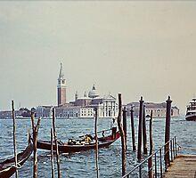 San Giorgio Maggiore - Venice by Gilberte