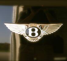 Bentley Hood Logo by karlbrobicsek