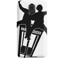 Bill And Ted (Black) Samsung Galaxy Case/Skin
