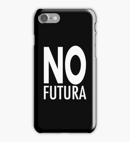 No futura iPhone Case/Skin