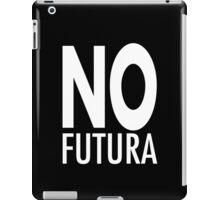 No futura iPad Case/Skin