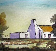 Farm in Africa by Riana222