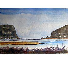 Knysna Western Cape  Photographic Print