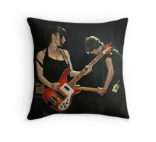 shonwald Throw Pillow