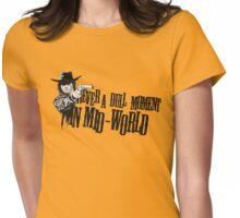 The Gunslinger Womens Fitted T-Shirt