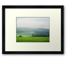 Just A Dream Of Bolton Castle... Framed Print