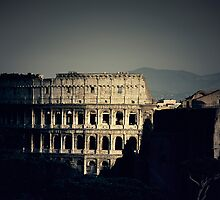 Le Colisée, Rome by MickP