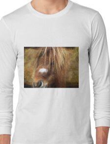 Kerry Bog Pony Long Sleeve T-Shirt
