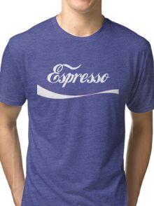 Espresso Logo Shirt Tri-blend T-Shirt