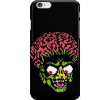 Alien - pixel art iPhone Case/Skin