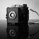 Vintage Camera circa 1940s by Jean Beaudoin