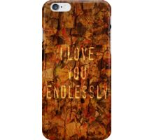 Endlessly iPhone Case/Skin