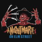 Nightmare On Elm Street Nintendo Screen by chrisbarton303