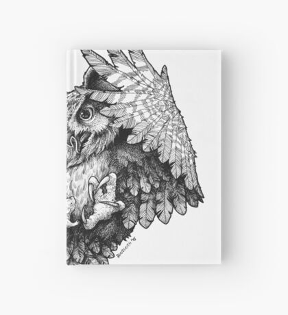 Attack Hardcover Journal