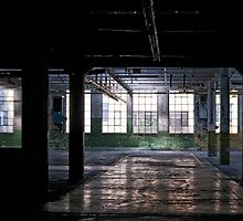 Disused Factory by Kasia-D