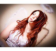 Angelic @ 15 Photographic Print