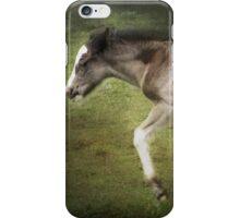 Run Wild, Run Free iPhone Case/Skin